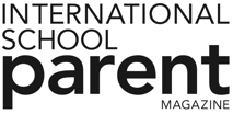 International School Parent Magzine logo