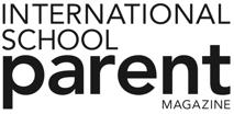 International School Parent Magzine logo