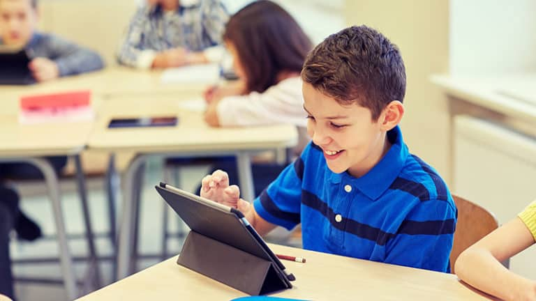 Technology enabled learning