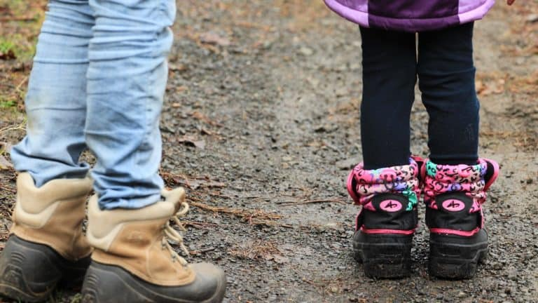 Geocaching with your children