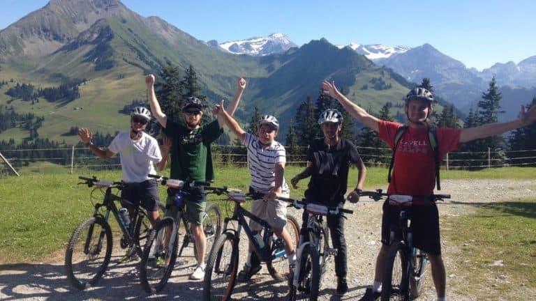 Summer camps in Switzerland