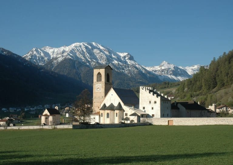 The Benedictine Convent of St John at Müstair
