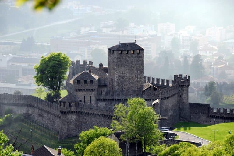 UNESCO World Heritage site in Switzerland