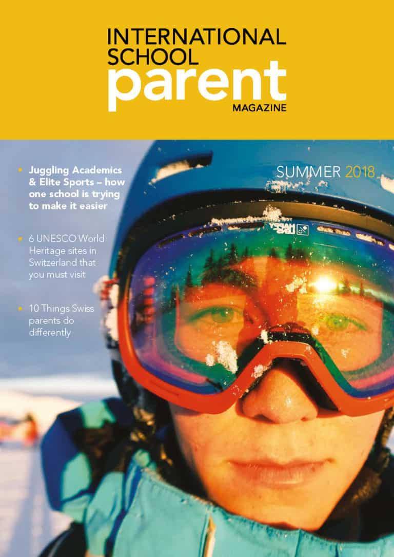 magazine cover summer