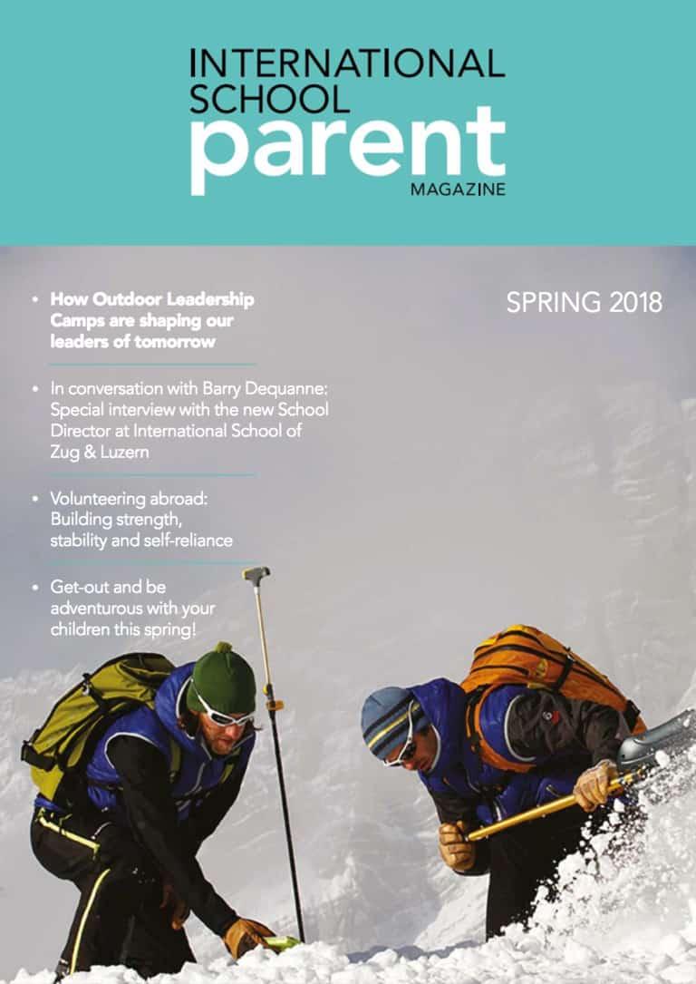 International School Magazine spring 2018