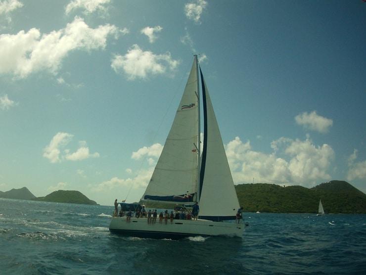 sailing summer camps