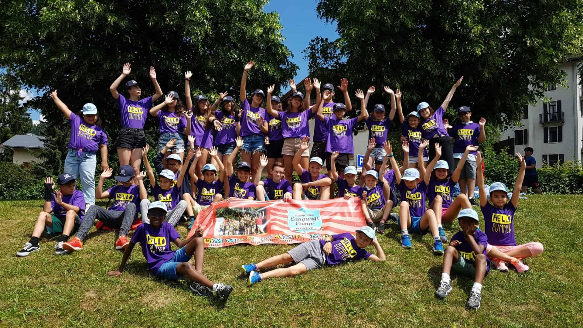 Summer Camp France