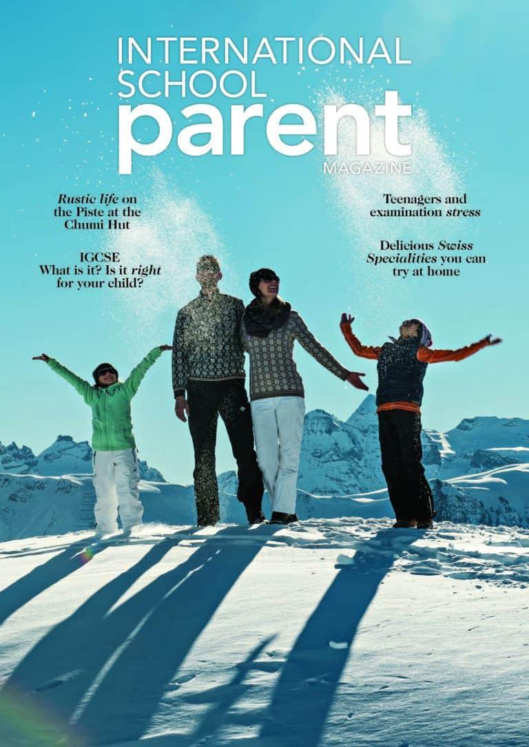 magazine cover spring