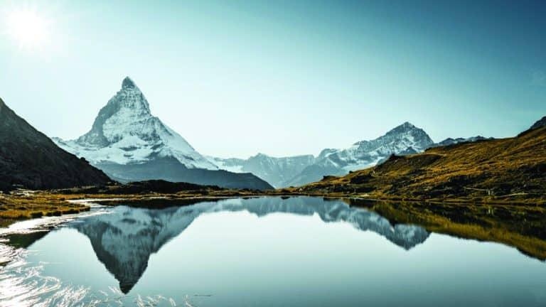Matterhorn extraordinary switzerland