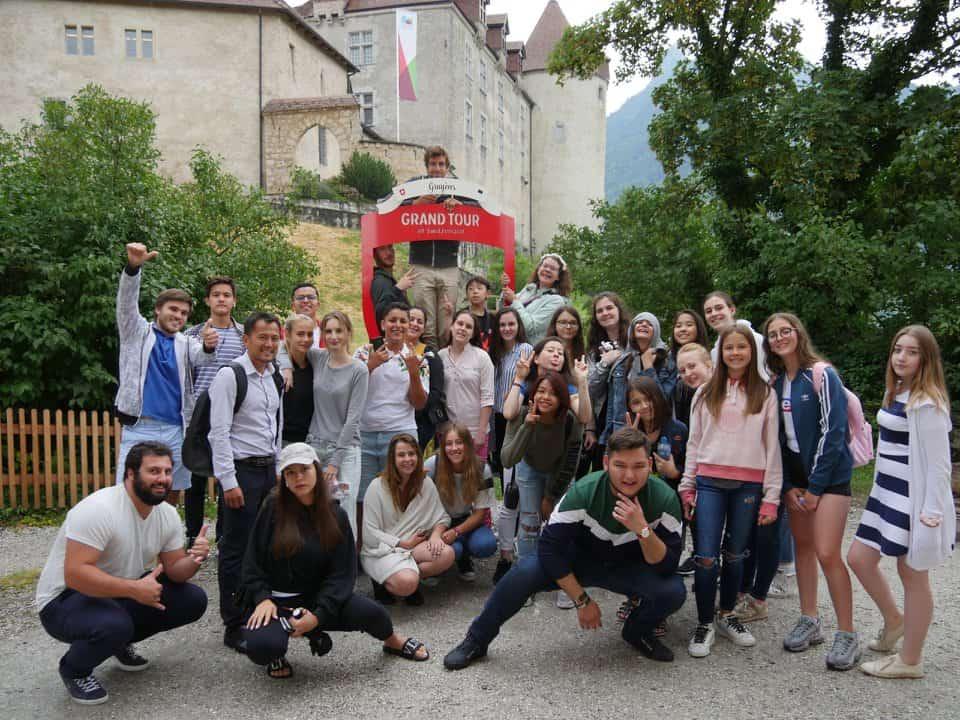 Lemania summer camp