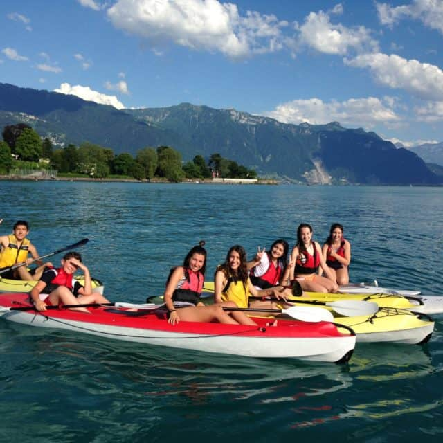 Chantemerle Summer Camp Switzerland