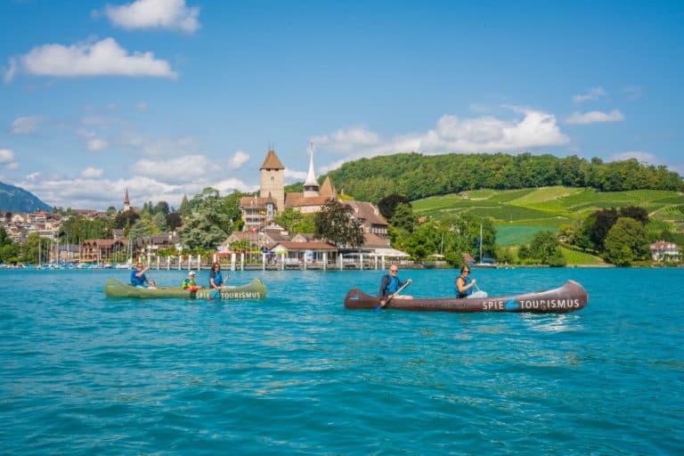 Interlaken – No. 1 Adventure Destination in Europe