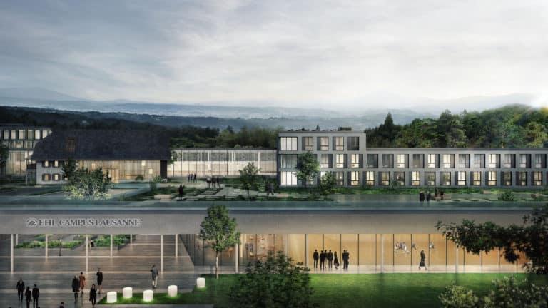 private universities in Switzerland