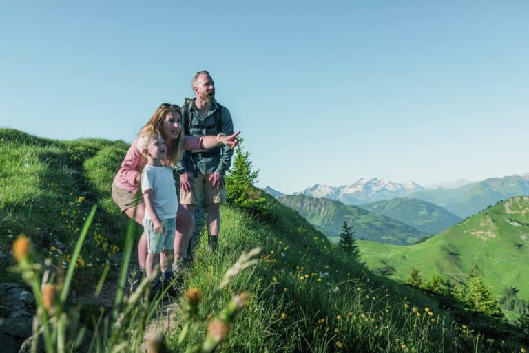 gstaad hiking