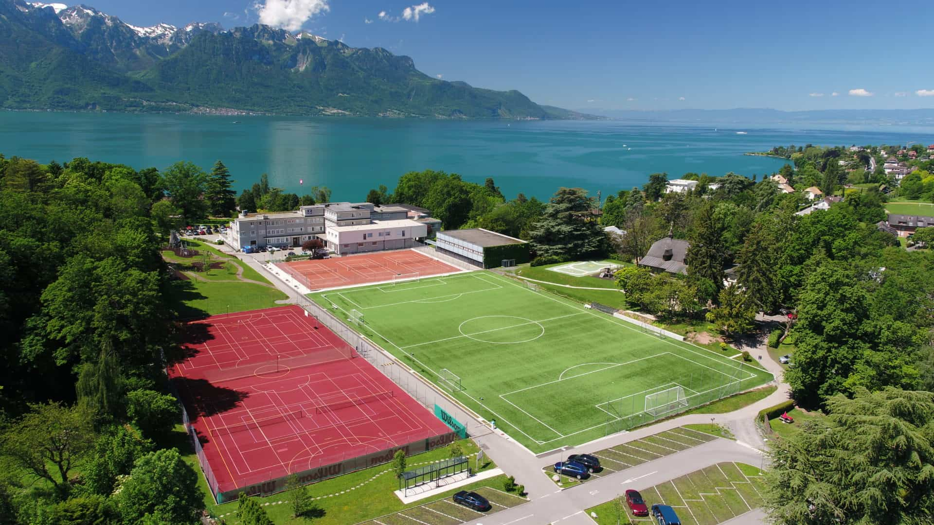 St George's international school in Montreux