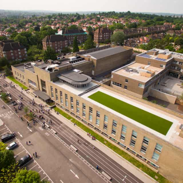 Lycée International de Londres Winston Churchill