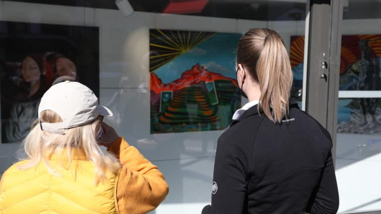Beau Soleil IB Art Exhibition