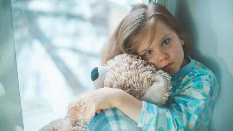 Hidden reasons behind Anxiety in children.
